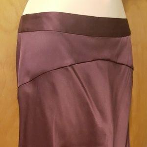 BR Silk Skirt - new